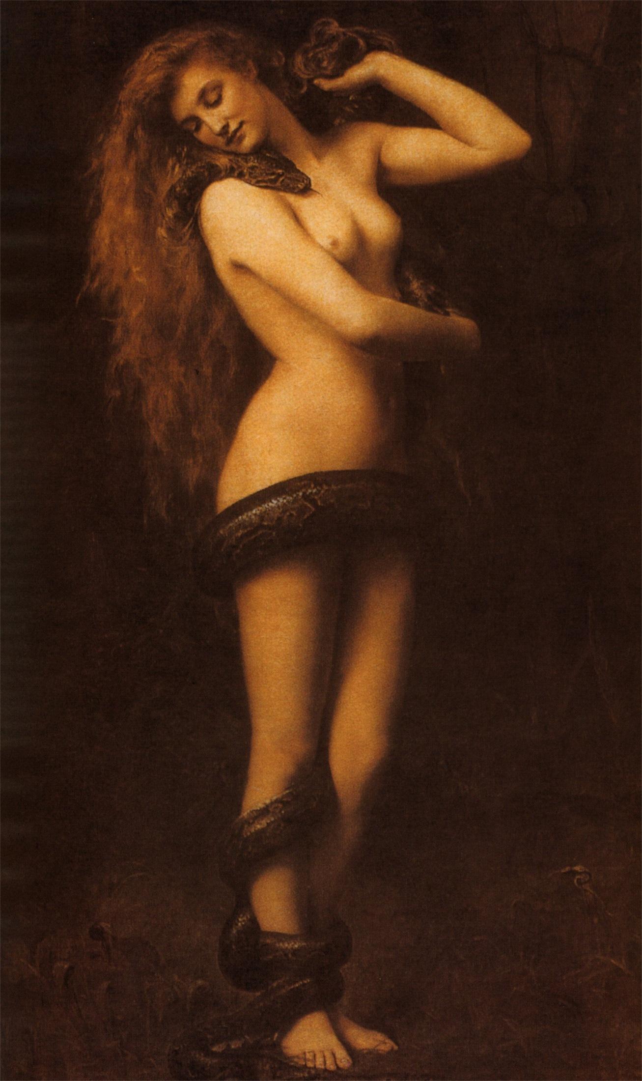 Lilith - dunkle Göttin